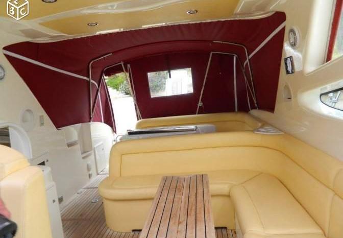 OCCASION – Airon 4300 + 2 x 370 cv TD Volvo Penta full